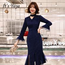 Платье для выпускного вечера es it's yiiya br356 с расклешенными