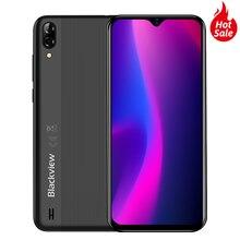 Blackview A60 4080 мАч Android 8,1 смартфон 13MP Камера 16 Гб MT6580 Quad core телефон 6,1