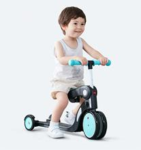Children Three wheel Balance Bike Scooter Baby Walker 2-6 Years Five In One Multi-functionTricycle Deformation Ride Toys infant shining scooter children to the 2 3 6 10 years old children three round folding scooters flash slide block toys