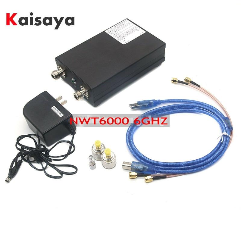 Da BG7TBL NWT6000 25 M-6G di Frequenza Generatore di Segnale di Spazzamento di Spettro Analizzatore di Rete sorgente del segnale