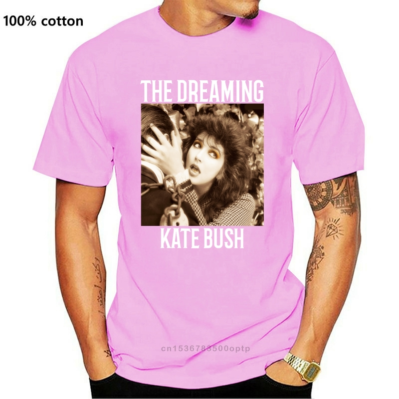 The Dreaming Kate Bush T shirt Tee Shirt Top Men Women Boy Girl Ladies Unisex S M L XL XXL 3XL 4XL 5XL Oversized 2995