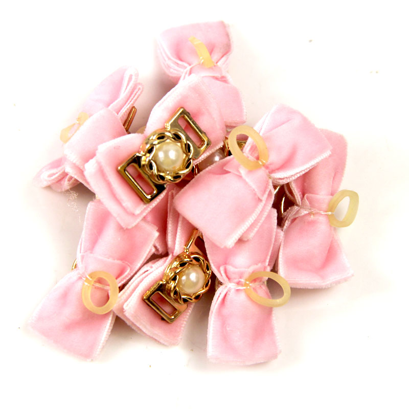 10 pcsCute Handmade Small Puppy Dog Hair Bows Pet Dog Hair Accessories Flower Bows Dog Grooming Bows for Small Dogs Pet Products