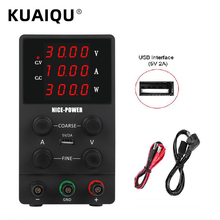 30V 10A LED Display Adjustable Switching Regulator DC Power Supply K3010D Laptop Repair Rework 110v   220v LAB DC Power Supply
