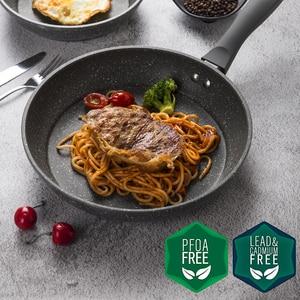 Image 5 - 20 26 дюймовый не прилипающий телефон с керамическим покрытием и Индукционным приготовлением пищи, подходит для духовки и посудомоечной машины