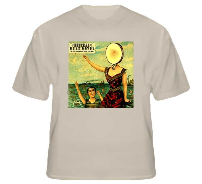 In The Aeroplane Over The Sea Neutral Milk Hotel T Shirt