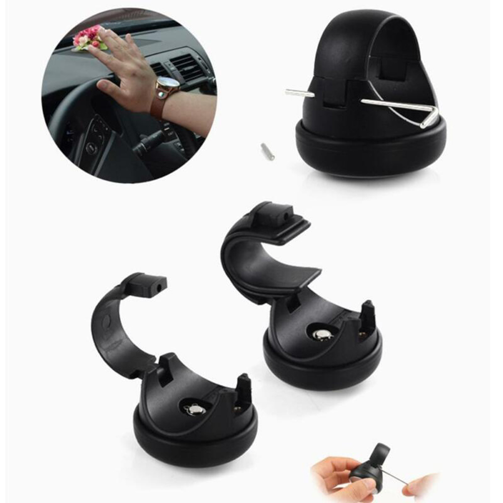 Car Power Mini Steering Wheel Ball Spinner Handle Auxiliary Knob Booster Holder Steering Wheel Hubs Accessories Booster
