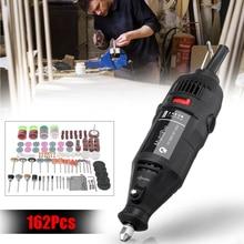 10000-37000 РМП 180W 5-Скорость электрический шлифовальный инструмент для полировки и полировки инструмент комплект 161 шт. Электрический переменный Скорость шлифовальная машина
