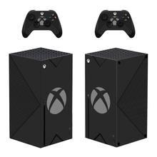 XBOX 게임 스타일 Xbox 시리즈 X 콘솔 및 2 컨트롤러 용 스킨 스티커 데칼 비닐 보호 스킨 스타일 2