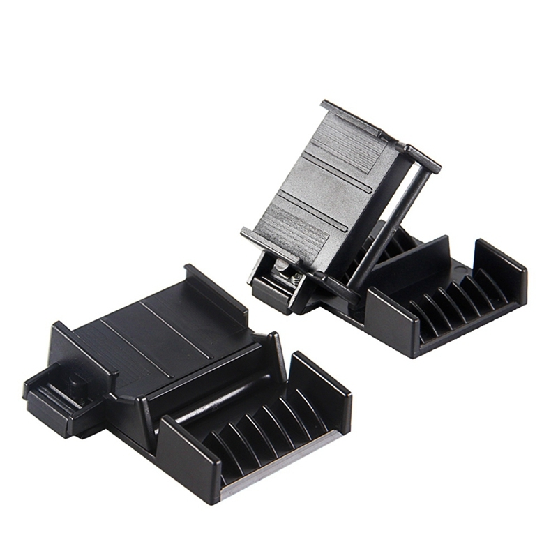 Plastic Hair Clipper Limit Guide Comb Hair Trimmer Comb Guards Removing Split Ends Hair Styling Accessories For Salon