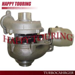 Image 2 - Turbos gt1544v para carro, turbocompressor para carro peugeot 206 207 307 407 753420 5005s 740821 0001 740821 0002 750030 0001 9663199280