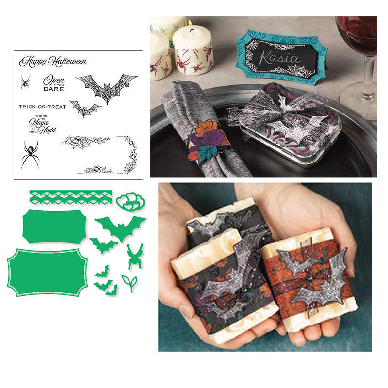 MP145 GOAT Metal Cutting Dies and Stamps Stencil For Scrapbooking Embossing DIY