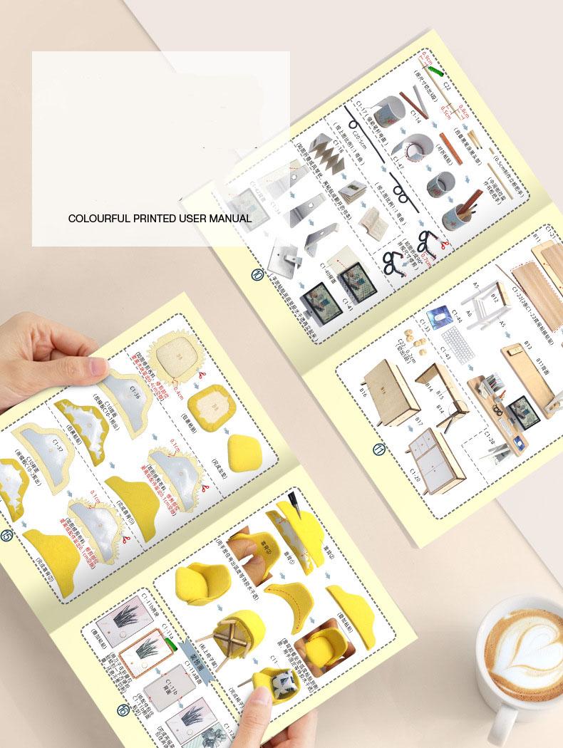 H3b863868d999440888bda91954597053v - Robotime - DIY Models, DIY Miniature Houses, 3d Wooden Puzzle