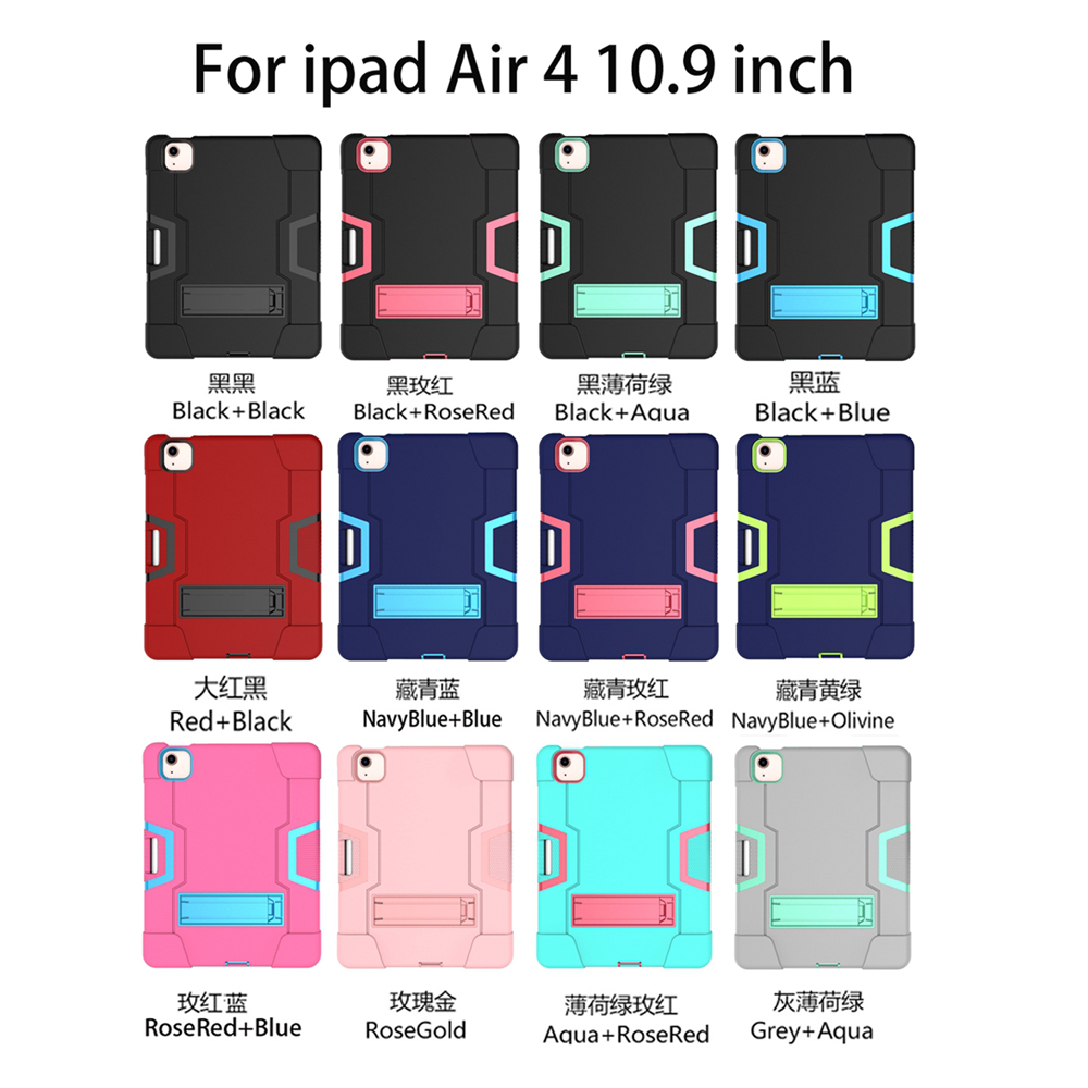 For Apple iPad Air 4 4th Gen 10 9 inch 2020 A2324 A2072 Case Shockproof Kids