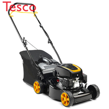 Golf grass cutting gasoline lawn mower
