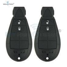 Запасной ключ для автомобиля remtekey #0 2 шт 434 МГц кнопки