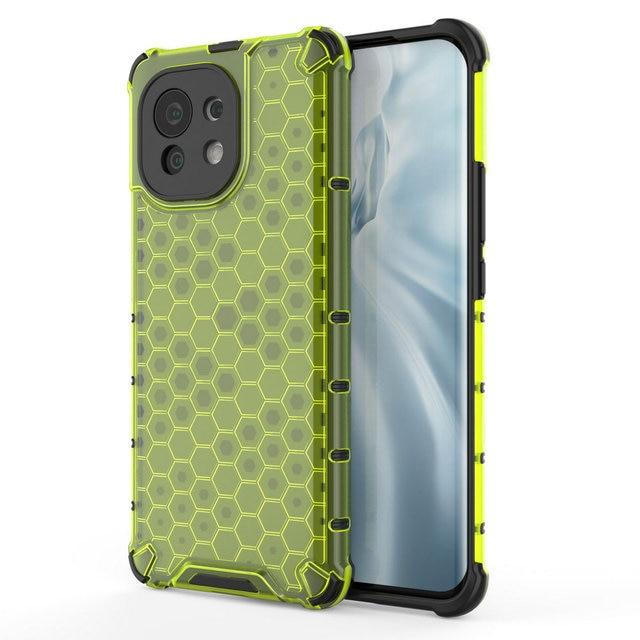 Mi10T Pro Mi 11i 11 Lite Back Case Bumper Funda for Xiaomi Mi 10T Pro Case Redmi Note 10 T 9 T10 T9 9S 9T Phone Cover Shockproof 4