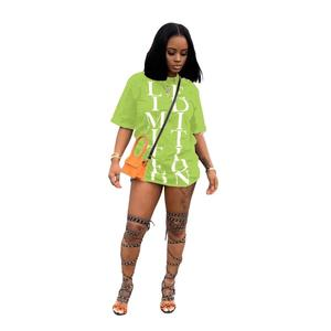 Image 3 - African Dashiki New Fashion Design short dress oversized Plus Famous Brand Loose For Lady/women