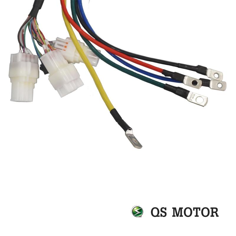 Купить с кэшбэком Kelly KLS7218S 24V-72V 200A 2000W SINUSOIDAL Controller for 1500-2000W Brushless Motor