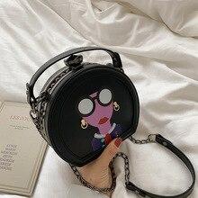 Nowe torebki damskie moda koreańska wersja torba na ramię łańcucha torba słodka kobieta torba. Projektant torby luksusowe torba