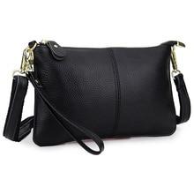 حقيبة جلدية نسائية من الجلد الطبيعي ، حقيبة هاتف خلوي ، حزام كتف ، حقيبة كتف ، أزياء ترفيهية