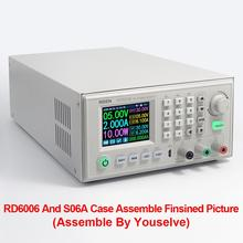 RD RD6006 RD6006W USB WiFi DC   DC Spannung Strom Schritt down Power Supply Module Buck Spannung Converter Voltmeter 60V 6A