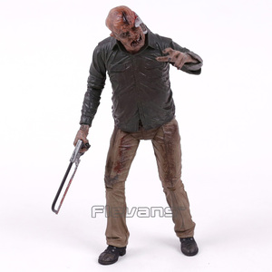 Image 1 - שישי את 13th 4 הסופי פרק ג ייסון Voorhees אימה פעולה איור דגם צעצוע Figurals