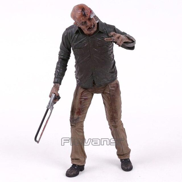 Sexta feira o 13th 4 o capítulo final jason voorhees figura de ação horror modelo, estatuetas de brinquedo