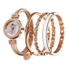 Женские кварцевые наручные часы модные роскошные с бриллиантами