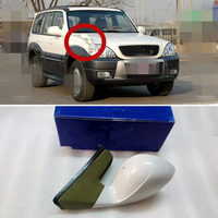 Right side Auxiliary Rearview Mirror Front Cover Fender Rear View Mirror for Hyundai Terracan 2001 2006 85150H1000 85150 H1000