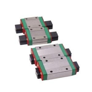 Image 5 - 6 Stuks 12 Mm Lineaire Gids MGN12 L = 1300 Mm Lineaire Motion Rail + 6 Pcs MGN12H Lange Lineaire vervoer Voor Cnc Xyz Axis