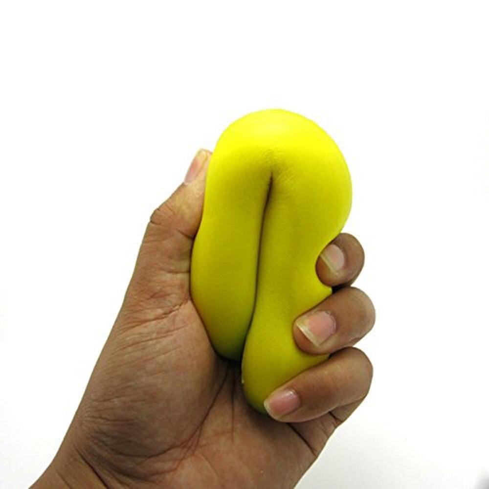 Kids Toy Fidget-Toys Banana-Wrist Antistress Squishy Slow-Rising Home-Decoration Rest img3