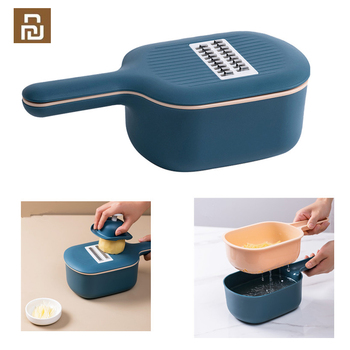Jordan & Judy Multi-functional Vegetable Cutter Manual Slicer Potato Grater Carrots With Food Storage Box For Kitchen Accessorie - discount item  15% OFF Smart Electronics