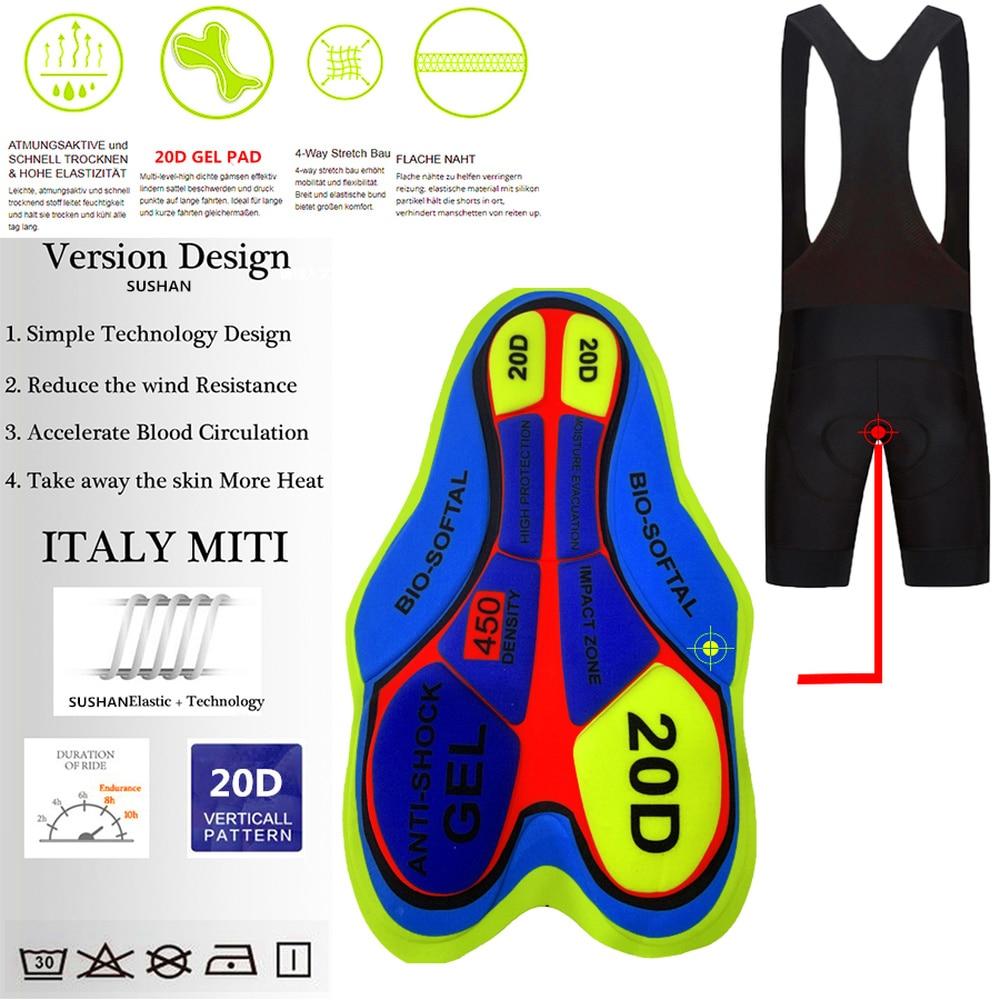 kuota Cycling Sets, Summer Cycling Uniform, Road Cycling Jersey Set 2020ITALIA, MTB Bike Jerseys, Breathable Cycling Clothing nw 6