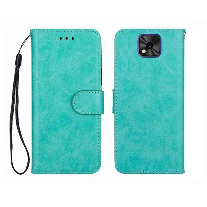 Чехол-Кошелек для BQ 5533G Fresh BQ5533G 5,45 дюйма, высококачественный кожаный защитный чехол-книжка для телефона