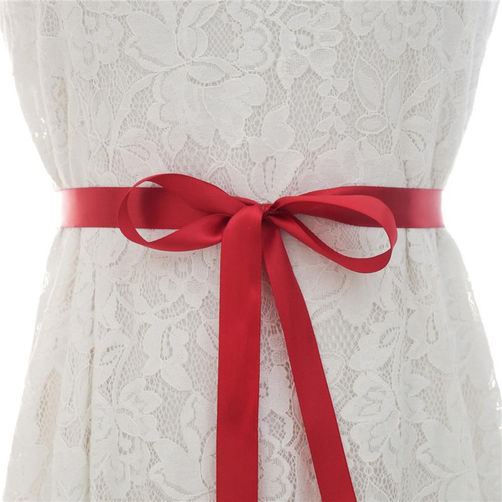 New Luxury Rhinestone Faux Pearl Waistband Bridal Wedding Sash Evening Dress Belt