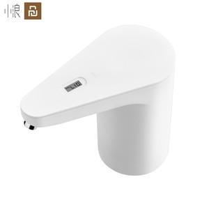 Image 1 - Автоматический сенсорный насос для воды Youpin Xiaolang, перезаряжаемый беспроводной Электрический дозатор воды с питанием от USB, устройство для тестирования воды TDS