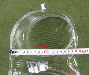 Image 3 - עבור 1995 2003 מרצדס בנץ W210 E200 E240 E260 E280 פנס כיסוי שקוף פגז פגז פנס אהיל זכוכית עדשה