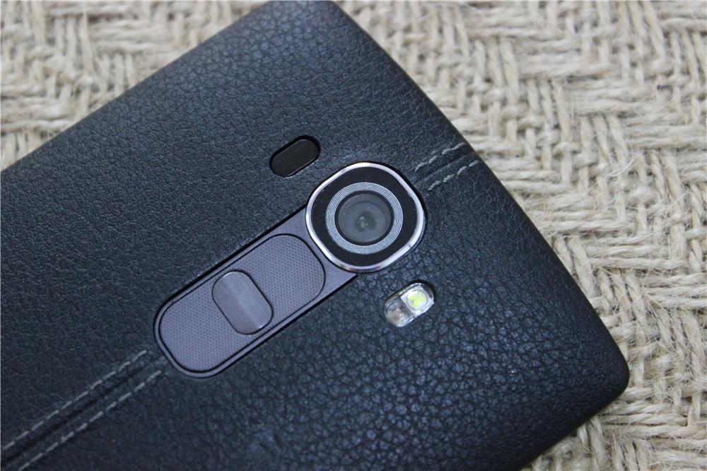 Разблокированный LG G4 H815 H811 H810 5,5 дюймов 16,0 Мп камера четырехъядерный 3 ГБ ОЗУ 32 Гб ПЗУ 1080P смартфон