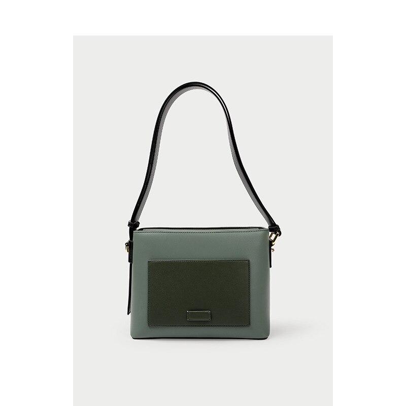 Large Capacity Bag for Women's Versatile Wide Shoulder Belt Messenger Bag Carrying