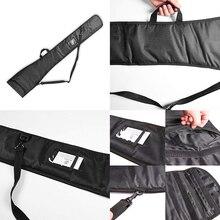 Делитель каяк весло сумка Открытый прочный Оксфорд Регулируемый ремень для 2 шт. водных видов спорта защитная практичная надувная лодка