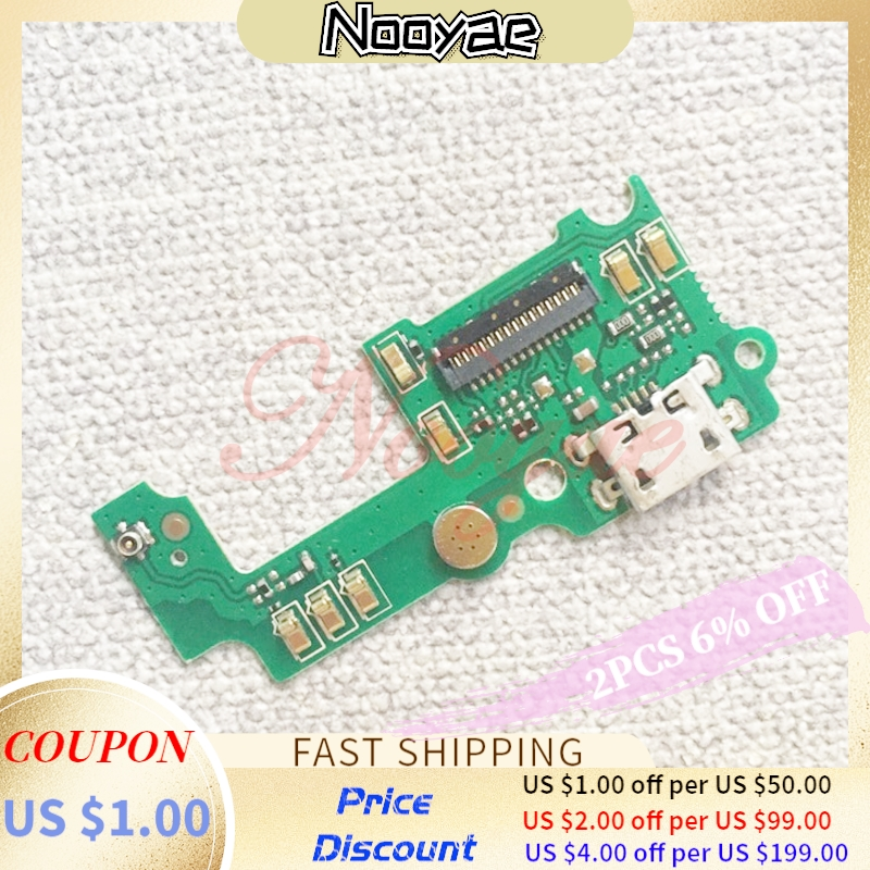 For Huawei Honor 4CPro TIT-L01 4C Pro Charger Port USB Charging Connector  Connect Flex Cable Microphone +tracking