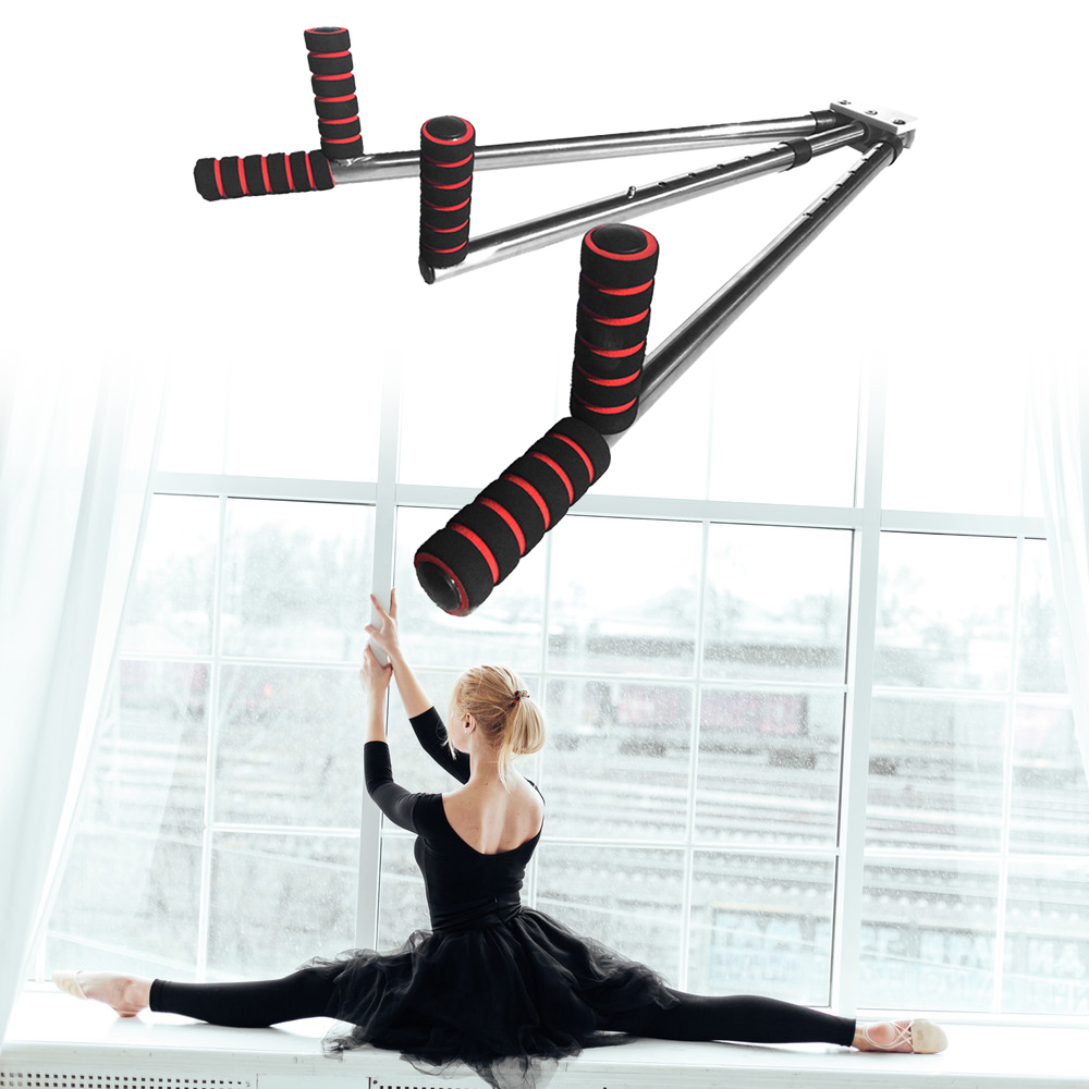 Yoga Leg Stretching Machine Dance Flexibility Leg Split Stretcher Ballet Kids Adults Exercise Training Gym Equipment Lose Weight