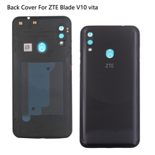 Back Battery Door For ZTE Blade V10 Vita Back Battery Cover Rear Case Housing Cover Replacement For ZTE V10 Vita Back Cover