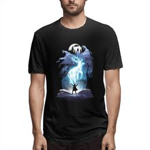 Off white T shirt The 3rd Book Of Magic Mens Short Sleeve T-shirt tags1 tshirt Rrinted 100 Percent Cotton