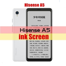 Hisense A5  Google Play English-Language EInk Screen Celular Telefons Snapdragon 439 Android 9.0 5.84