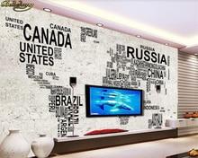 papel de parede Tiger black and white animal 3d wallpaper murals living room sofa bedroom TV backdrop entrance Custom Size цена 2017
