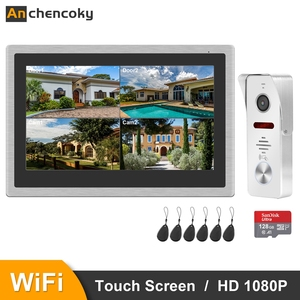 Anchencoky WiFi Intercom Video