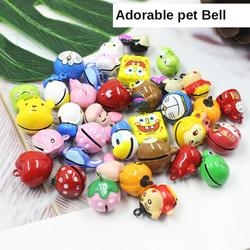 1PCS Pet Bell Cat Dog DIY Crafts Collar Accessories For Rabbit Chihuahua Puppy Dogs Gatos Perros Mascotas Cachorro Accesorios