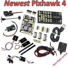 Yeni Pixhawk PX4 PIX 2.4.8 uçuş kontrolörü NEO M8N GPS radyo 100mw 500mw Telemetri OSD 3DR 433Mhz 915Mhz RC FPV Drone Çerçeve