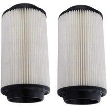 2 pçs filtros de ar mais limpo substituição 7080595 para polaris sportsman filtro de ar substituição do cartucho